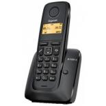 радиотелефон Gigaset A120 AM, Черный