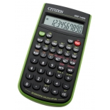 калькулятор Citizen SRP-145NGR, Черно-зеленый