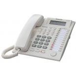 серверный аксессуар Panasonic KX-T7735RU (Системный телефон), White