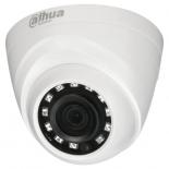 IP-камера видеонаблюдения Dahua DH-HAC-HDW1200RP-0360B-S3, купольная
