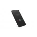 чехол для смартфона Lenovo PHAB2 Plus Microview case, черный