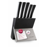 ножи (набор) Rondell Cortelas RD-483, черный