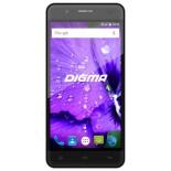 смартфон Digma Linx A450 3G 512Mb/4Gb, черный
