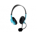 гарнитура для ПК Defender Gryphon HN-915, голубая