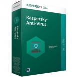 программа-антивирус Kaspersky Anti-Virus KL1171RBBFS (на 1 год)