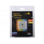 устройство для чтения карт памяти Konoos UK-32 (USB 3.0)