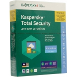 программа-антивирус Kaspersky Total Security Multi-Device (KL1919RBBFR)