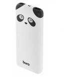 аккумулятор универсальный Мобильный аккумулятор Buro RA-10000PD 10000mAh, белый