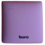 аксессуар для телефона Мобильный аккумулятор Buro RA-7500PL-PU Pillow 7500mAh, фиолетовый