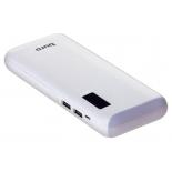 аксессуар для телефона Мобильный аккумулятор Buro RC-12750 12750mAh, белый