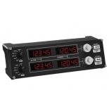 геймпад Logitech G Saitek Pro Flight Radio Panel, черный