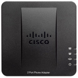 IP-телефон Голосовой шлюз Cisco SB SPA112-XU