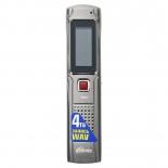 диктофон Ritmix RR-110 4Gb, черный