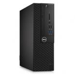 фирменный компьютер Dell Optiplex 3050-0382 SFF P G4560/4Gb/500Gb/HDG610/DVDRW/Linux/Eth/180W/клавиатура/мышь/черный