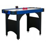 настольная игра Weekend-Billiard (Аэрохоккей) Nordics 4ф, Синий