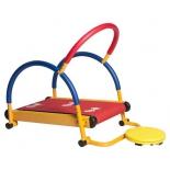 дорожка беговая Тренажер детский Moove&Fun SH-01-T