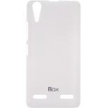 чехол для смартфона SkinBox для Lenovo A6000/6010 P-S-LA6000-002 Белый