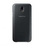 чехол для смартфона Samsung для Galaxy J7 (2017) Flip Wallet, черный