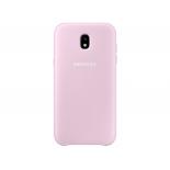 чехол для смартфона Samsung для Samsung Galaxy J3 (2017) Dual Layer Cover розовый