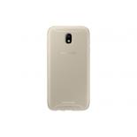 чехол для смартфона для Samsung Galaxy J7 (2017) Jelly Cover золотистый