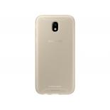 чехол для смартфона Samsung для Samsung Galaxy J3 (2017) Jelly Cover, золотистый