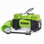 компрессор автомобильный АЛЛИГАТОР AL-500, 55 л/мин