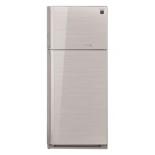 холодильник Sharp SJGV58ASL, с морозильником