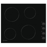 Варочная поверхность Indesit RI 860 C, черная