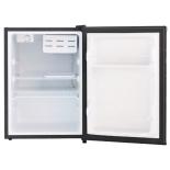 холодильник Shivaki SDR-062S, серебристый