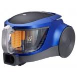 Пылесос LG VK76A09NTCB, голубой металлик
