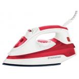 Утюг Starwind SIR5824, красный/белый