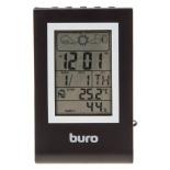 метеостанция Buro H117AB, серебристая