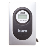метеостанция Buro H146G, серебристо-черная