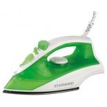 Утюг Starwind SIR3635, зеленый/белый