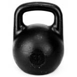 гиря Чугунная 32 кг черная