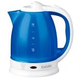 чайник электрический BBK EK1755P, бело-голубой