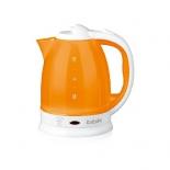 чайник электрический Bbk EK1755P, white-orange