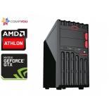 CompYou Home PC H557 (CY.603287.H557), купить за 33 860 руб.