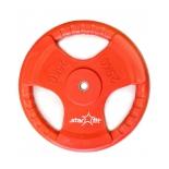 диск для штанги Starfit BB-201 25 кг, красный