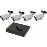 Камера видеонаблюдения Falcon Eye Fe-104MHD Kit Дача (Комплект), купить за 9 325руб.
