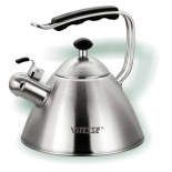 чайник для плиты Vitesse VS-1104 ( 2,0 л) со свистком