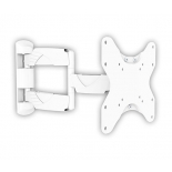 кронштейн Arm Media COBRA-206, настенный, поворот, наклон, 15-40'', до 35 кг, белый
