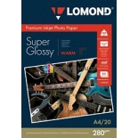 фотобумага LOMOND Warm Super Glossy