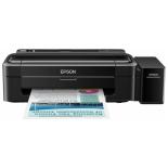 принтер струйный цветной Epson L312 Чёрный