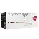 картридж для принтера CROWN CM-CE323A, лазерный, пурпурный