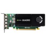 видеокарта профессиональная PNY Quadro K1200 PCI-E 2.0 4096Mb 128 bit (VCQK1200DVIBLK-1)