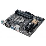 материнская плата ASUS B150M-C Soc-1151 B150 DDR4 mATX SATA3  LAN-Gbt USB3.0 VGA/DVi/HDMI/DP