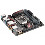 материнская плата ASUS Z170I PRO GAMING Soc-1151 Z170 DDR4 mini-ITX SATA3  LAN-Gbt USB3.1 HDMI/DP
