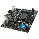 материнская плата MSI A88XM-E35 V2 Soc-FM2+ AMDA88X DDR3 mATX AC`97 5ch GbLAN SATA6 RAID VGA+DVI+HDMI