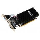 видеокарта Radeon MSI PCI-E ATI R5 230 2GD3H LP R5 230 2048Mb 64bit DDR3 HDMI+DVI-I RTL